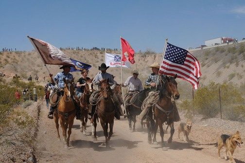 Bundy Ranch allies