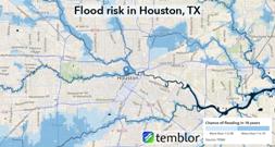 Houston-flood-map