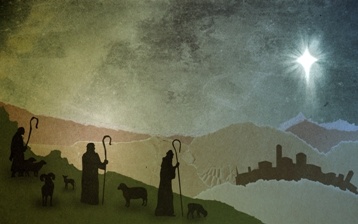 Shepherds and Star