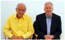 Ron Paul and John Dennis