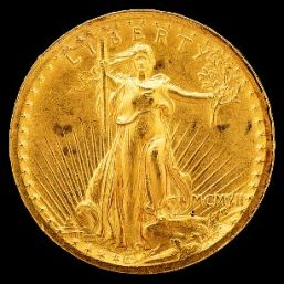 $20 Gold Coin