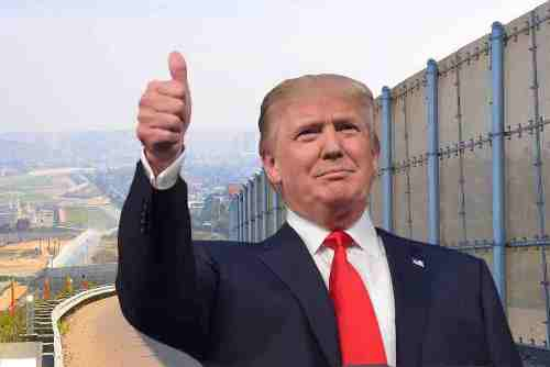 Trump Wall Go Fund Me 2