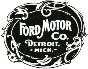 Ford Motor Co Logo 2